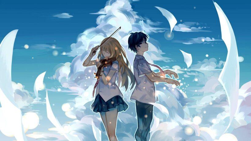 Top 444 Anh Anime Tinh Yeu Dep Nhat Sieu Ngot Ngao 10