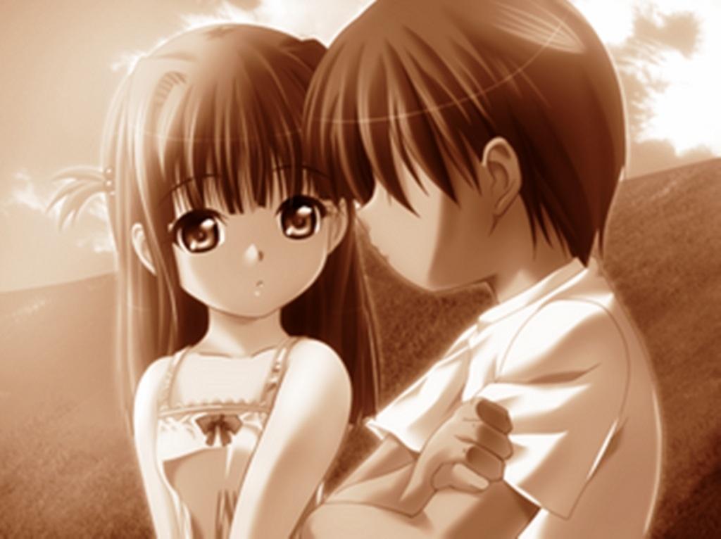 Top 444 Anh Anime Tinh Yeu Dep Nhat Sieu Ngot Ngao 16