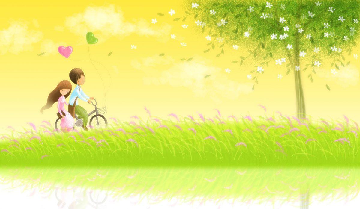 Top 444 Anh Anime Tinh Yeu Dep Nhat Sieu Ngot Ngao 25