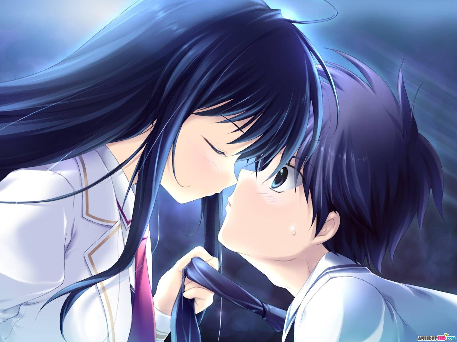 Top 444 Anh Anime Tinh Yeu Dep Nhat Sieu Ngot Ngao 4