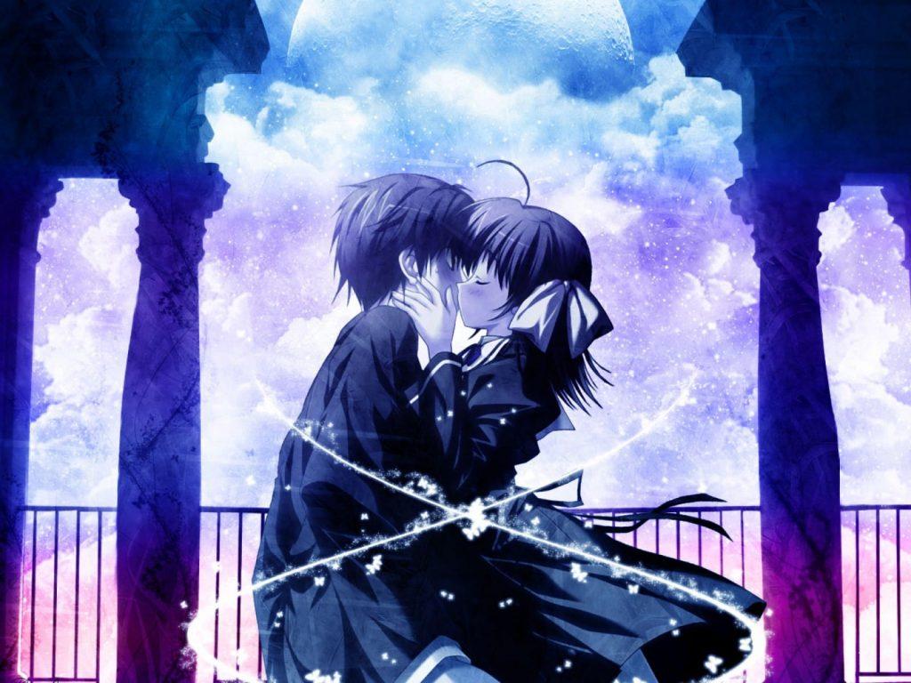 Top 444 Anh Anime Tinh Yeu Dep Nhat Sieu Ngot Ngao 8