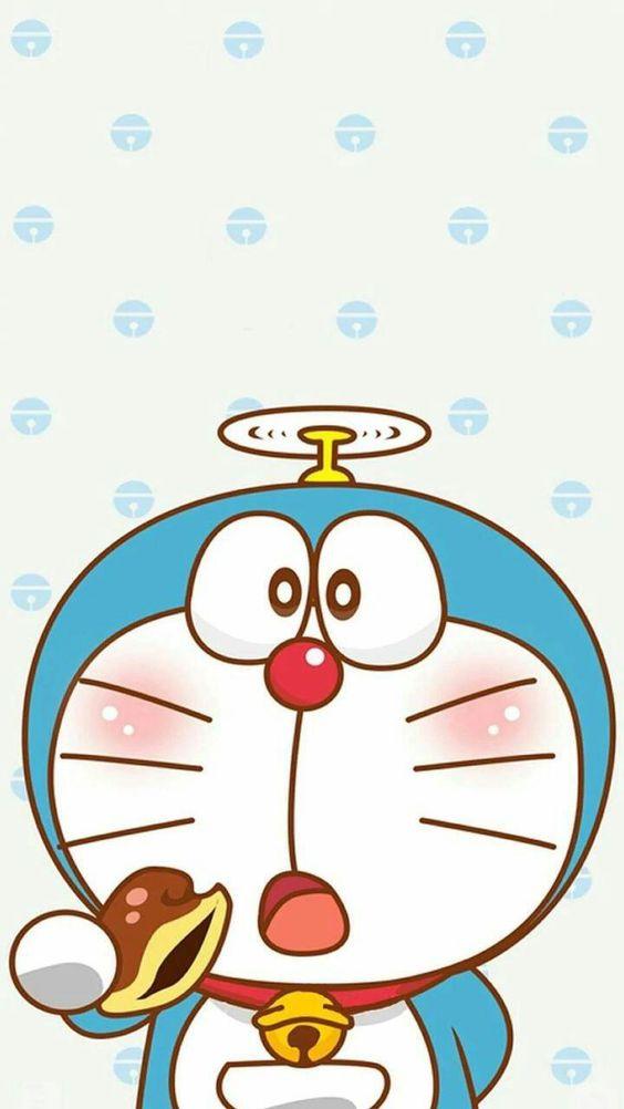 Hình Nền Doremon Cute