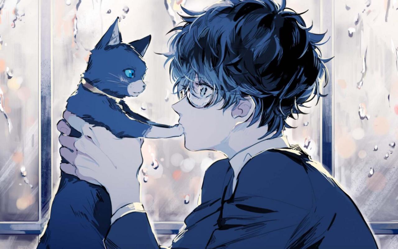 Tổng hợp 555 ảnh anime nam đẹp nhất, được tải về nhiều