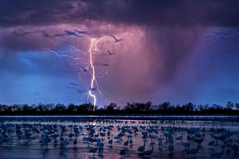Ngắm nhìn 111 hình ảnh sét tuyệt đẹp, chân thực, ấn tượng nhất